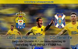 UD Las Palmas – CD Tenerife