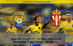 UD Las Palmas – Real Sporting
