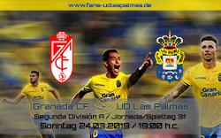 Granada CF – UD Las Palmas