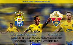 UD Las Palmas – Elche CF