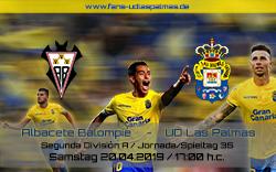 Albacete – UD Las Palmas