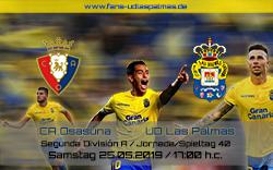 CA Osasuna – UD Las Palmas