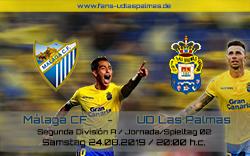 Málaga CF - UD Las Palmas