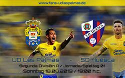 UD Las Palmas – SD Huesca