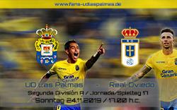 UD Las Palmas – Real Oviedo